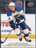 2011/12 Upper Deck Canvas #C75 Kevin Shattenkirk