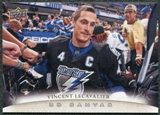 2011/12 Upper Deck Canvas #C77 Vincent Lecavalier