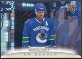2011/12 Upper Deck Canvas #C81 Daniel Sedin