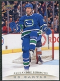 2011/12 Upper Deck Canvas #C83 Alexandre Burrows