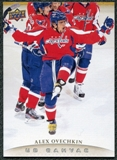 2011/12 Upper Deck Canvas #C85 Alexander Ovechkin