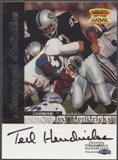 1999 Fleer Greats of the Game Football Ted Hendricks Auto