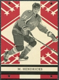 2011/12 Upper Deck O-Pee-Chee Retro #67 Matt Hendricks