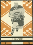 2011/12 Upper Deck O-Pee-Chee Retro #92 Jeff Halpern