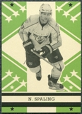 2011/12 Upper Deck O-Pee-Chee Retro #109 Nick Spaling