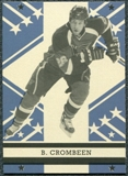 2011/12 Upper Deck O-Pee-Chee Retro #110 B.J. Crombeen