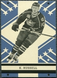 2011/12 Upper Deck O-Pee-Chee Retro #266 Kris Russell