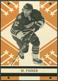 2011/12 Upper Deck O-Pee-Chee Retro #308 Mike Fisher