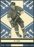 2011/12 Upper Deck O-Pee-Chee Retro #322 Brian Lee