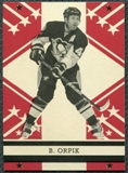 2011/12 Upper Deck O-Pee-Chee Retro #323 Brooks Orpik