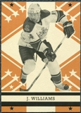 2011/12 Upper Deck O-Pee-Chee Retro #348 Justin Williams