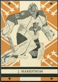 2011/12 Upper Deck O-Pee-Chee Retro #420 Jacob Markstrom