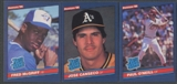 1986 Donruss Baseball Complete Set (NM-MT)