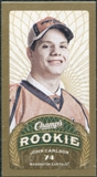 2009/10 Upper Deck Champ's Mini Blue Backs #103 John Carlson RC