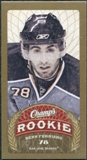 2009/10 Upper Deck Champ's Mini Blue Backs #108 Benn Ferriero RC