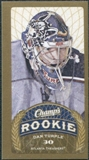 2009/10 Upper Deck Champ's Mini Blue Backs #116 Dan Turple RC