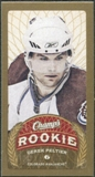 2009/10 Upper Deck Champ's Mini Red Backs #121 Derek Peltier RC