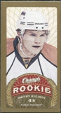 2009/10 Upper Deck Champ's Mini Blue Backs #122 Dmitry Kulikov RC