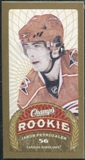 2009/10 Upper Deck Champ's Mini Blue Backs #130 Jakub Petruzalek RC