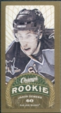 2009/10 Upper Deck Champ's Mini Blue Backs #135 Jason Demers RC