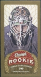 2009/10 Upper Deck Champ's Mini Red Backs #145 Jonas Gustavsson RC