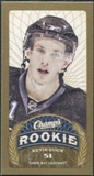 2009/10 Upper Deck Champ's Mini Blue Backs #146 Kevin Quick RC