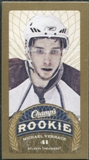 2009/10 Upper Deck Champ's Mini Blue Backs #159 Michael Vernace RC