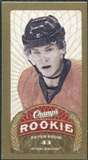 2009/10 Upper Deck Champ's Mini Blue Backs #166 Peter Regin RC