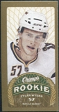 2009/10 Upper Deck Champ's Mini Blue Backs #185 Tyler Myers RC
