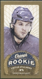 2009/10 Upper Deck Champ's Mini Blue Backs #188 Viktor Stalberg RC