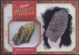 2009/10 Champ's Museum Pieces #MPWM Woolly Mammoth Molar