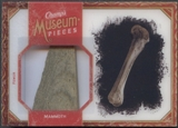2009/10 Champ's Museum Pieces #MPMF Mammoth Femur