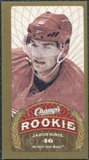 2009/10 Upper Deck Champ's Mini Green Backs #101 Jakub Kindl RC