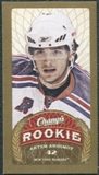 2009/10 Upper Deck Champ's Mini Red Backs #106 Artem Anisimov RC