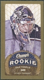 2009/10 Upper Deck Champ's Mini Red Backs #116 Dan Turple RC