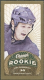 2009/10 Upper Deck Champ's Mini Red Backs #137 Jay Rosehill RC