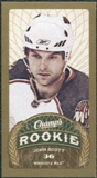 2009/10 Upper Deck Champ's Mini Green Backs #143 John Scott RC