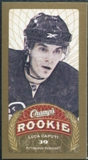 2009/10 Upper Deck Champ's Mini Red Backs #150 Luca Caputi RC