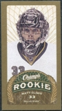 2009/10 Upper Deck Champ's Mini Green Backs #152 Matt Climie RC