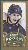 2009/10 Upper Deck Champ's Mini Green Backs #164 Mike Santorelli RC