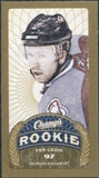 2009/10 Upper Deck Champ's Mini Green Backs #165 Per Ledin RC