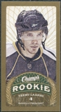 2009/10 Upper Deck Champ's Mini Red Backs #180 Teemu Laakso RC