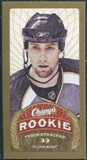 2009/10 Upper Deck Champ's Mini Red Backs #186 Tyson Strachan RC