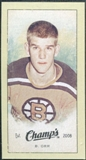 2009/10 Upper Deck Champ's Mini Green Backs #206 Bobby Orr