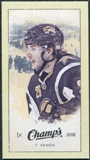 2009/10 Upper Deck Champ's Mini Green Backs #209 Thomas Vanek