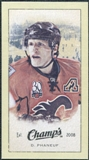 2009/10 Upper Deck Champ's Mini Green Backs #213 Dion Phaneuf