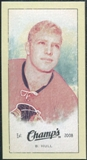 2009/10 Upper Deck Champ's Mini Green Backs #221 Bobby Hull