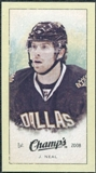 2009/10 Upper Deck Champ's Mini Green Backs #230 James Neal