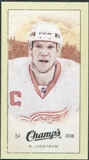 2009/10 Upper Deck Champ's Mini Green Backs #233 Nicklas Lidstrom