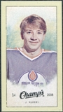 2009/10 Upper Deck Champ's Mini Green Backs #239 Jari Kurri